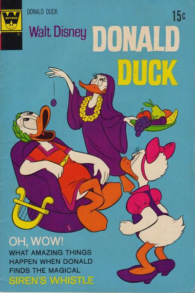 DONALD DUCK #142 Very Fine, Walt Disney
