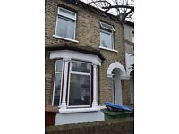 TWO BEDROOM HOUSE TO RENT ON DOWNSELL ROAD, STRATFORD, E15 2BU, MINUTES WALK TO LEYTON STATION