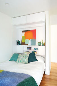 Murphy bed / Wall bed