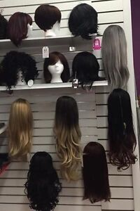 WIGS STORE - NOW IN ST JOHNS - HUGE SELECTION OVER 100 WIGS IN S