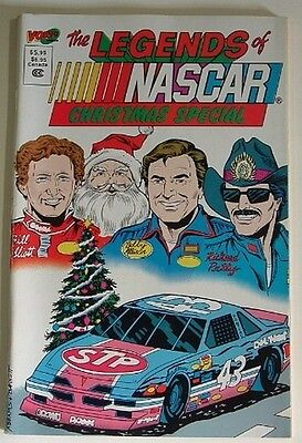 LEGENDS OF NASCAR STARRING: CHRISTMAS SPECIAL