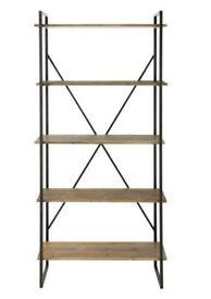 Maison du monde - New Metal Shelves Unit - W 85 cm
