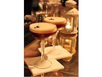 Bartender, Hidden Rooms, Cambridge