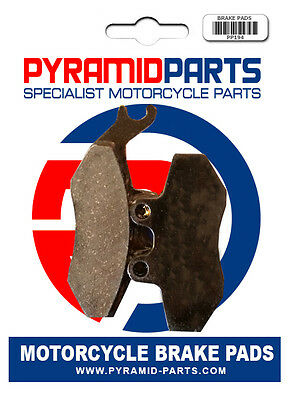 Front brake pads for Yamaha DT50 X Supermotard 04-08