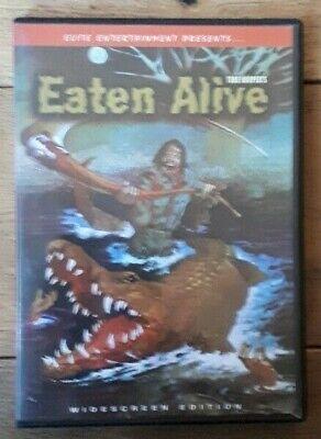EATEN ALIVE (Toby Hooper) 1976 Elite - Region 0 Dvd - Vgc