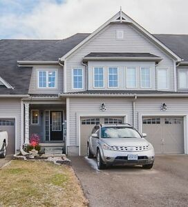 Townhouse for rent in West Brantford