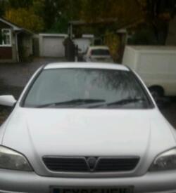Vauxhall astravan cdti 2005