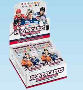 EBEL Playercards 2015/16: 2x Serie 1 oder 2 Karten frei wählbar Eishockey - Graz-Wetzelsdorf, Österreich - EBEL Playercards 2015/16: 2x Serie 1 oder 2 Karten frei wählbar Eishockey - Graz-Wetzelsdorf, Österreich