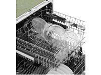 Zanussi 2 month old dishwasher