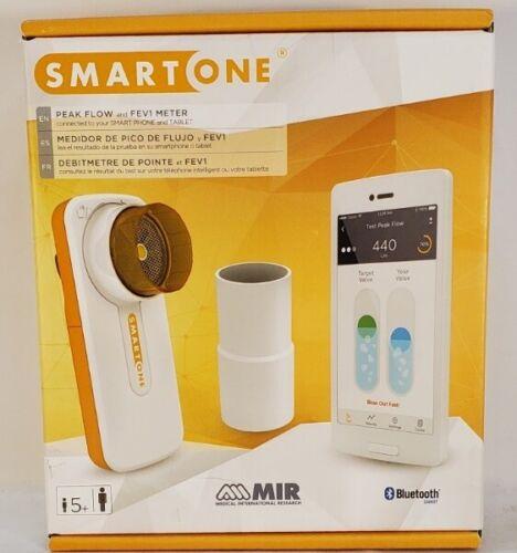 MIR Smart ONE Personal Pocket Spirometer Peak Flow (PEF) and FEV1