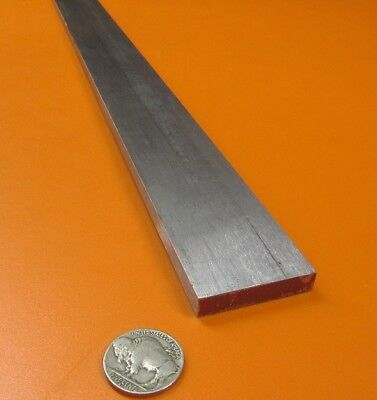O1 Tool Steel Ground Bar 516 -.001 Thick X 1 12 Wide X 36 Length