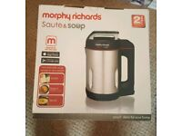 Morphy Richards Sautè and Soup