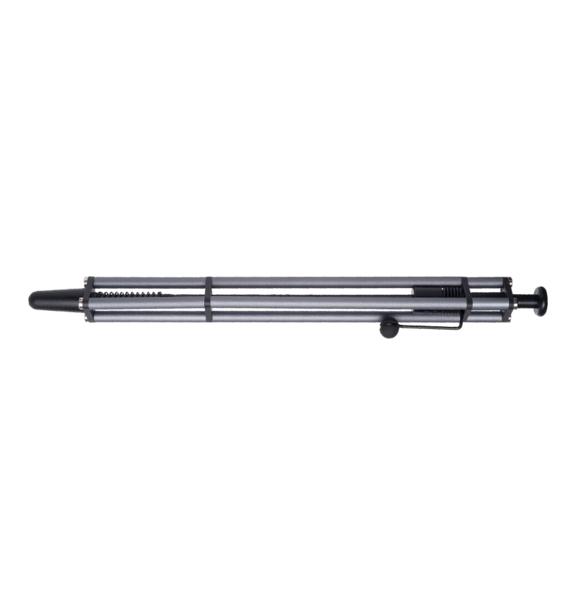 Parafernalia Revolution Ballpoint Pen, Titanium, New in Box (PA21848) Ballpoint Pens