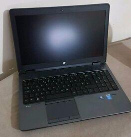 "HP ZBook15 G2 Mobile Workstation - 15.6"" - Core i7 4810MQ - 16 GB RAM - 240 GB SSD, Windows 10 Pro"