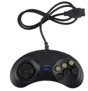 Master System / Megadrive 6-Button Reproduction Controller