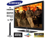 samsung le40c630k. full hd 1080p. very good condition. free view build in . usb port
