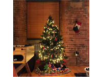 6foot artificial Christmas Tree