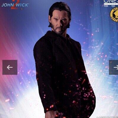 Mezco one 12 John Wick Store Exclusive Unopened In Hand