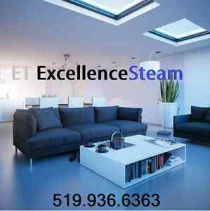 ET Excellence Steam three rooms Special $49.77. London Ontario image 2