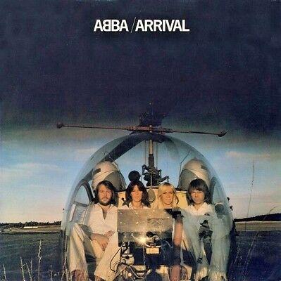 ABBA - ARRIVAL REMASTERS CD ALBUM