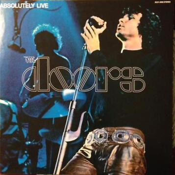 LP nieuw - The Doors - Absolutely Live (Black Friday Relea..
