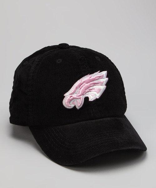 Philadelphia Eagles Black Adjustable Youth Baseball Hat NWT