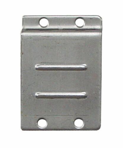 Slatwall Backplate, Slatwall Mounting Plate 100 pieces