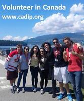 Senior center activity organizer in Vancouver