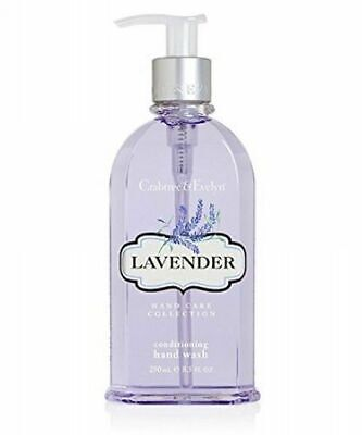 Lavender Hand Wash (Crabtree and Evelyn Lavender Conditioning Hand Wash 8.5)