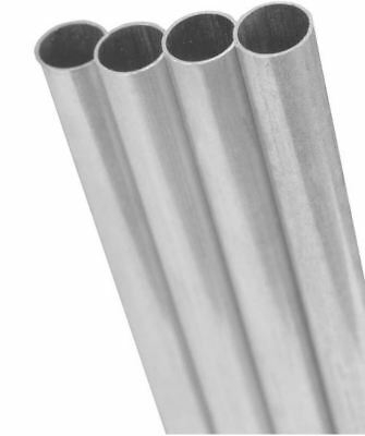 K S 8107 Aluminum Round Tube 932 X 12