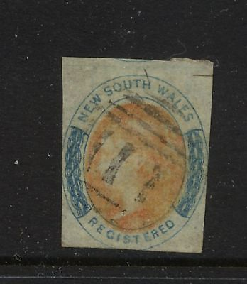 New South Wales  F1 used  catalog $400.00