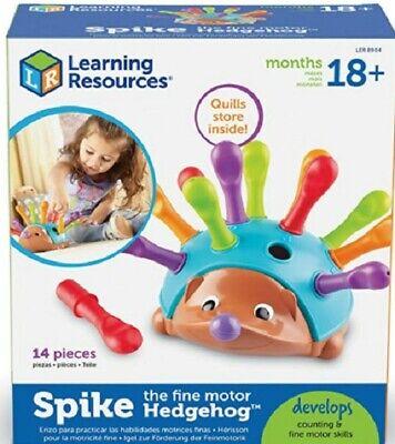 Toys for Toddlers, Hedgehog, Sensory, Fine Motor Toy, 18 months+