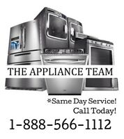 $99 Dishwasher Install 1-888-566-1112 Same Day Service Available