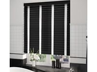 Wood Venetians to suit your windows x3 from £99 wow!!