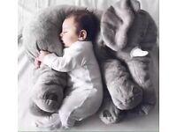 Brand new Soft plush baby elephant