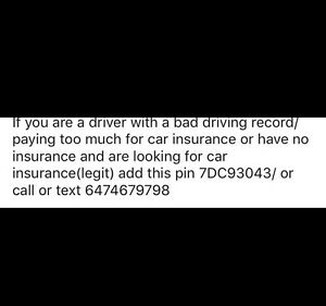 Car insurance at the lowest rate
