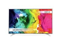 LG 49UH650V 49 Inch Web OS SMART 4K Ultra HD TV with HDR.