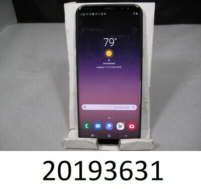 "Samsung Galaxy S8+ 6.2"" SM-(G955U) 64GB Unlocked Smartphone - READ!!!!"