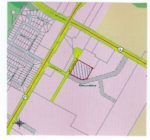 Part Lot 11 Millenium Way Kincardine - 4.09  Acres