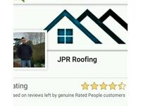 JPR Roofing *end of summer offer guttering cleaned,sealed & full roof inspection £49*