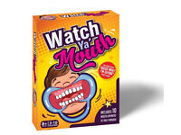 BRAND NEW SEALED Watch Ya Mouth Family Edition Mouth Guard Party Game