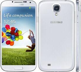 Samsung S4 - unlocked - needs new screen