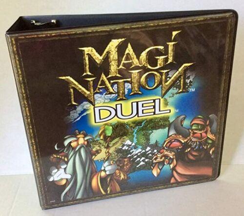 Magi-Nation Duel 3 Ring Binder - D Ring Binder