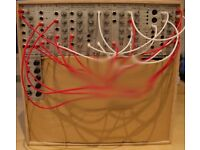 Modular Synthesizers Doepfer A-100BS2 case + modules