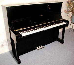 Top of the line professional  Yamaha U1 Upright Piano