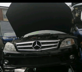 Breaking Mercedes W204 204 C220 C200 C250 C Class 2.1 Diesel CDI AMG