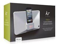 iPhone dock/Alarm Clock