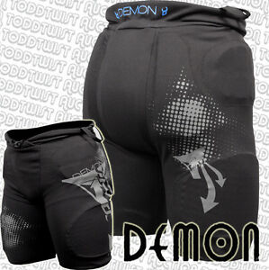 DEMON-S12-Flex-Force-Padded-Snowboard-Impact-Shorts-Hip-Coccyx-Protection