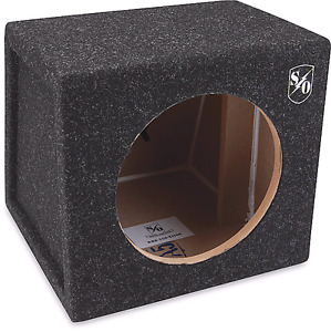Sealed Subwoofer Box for 8 inch sub