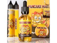 Pancake man vape juice